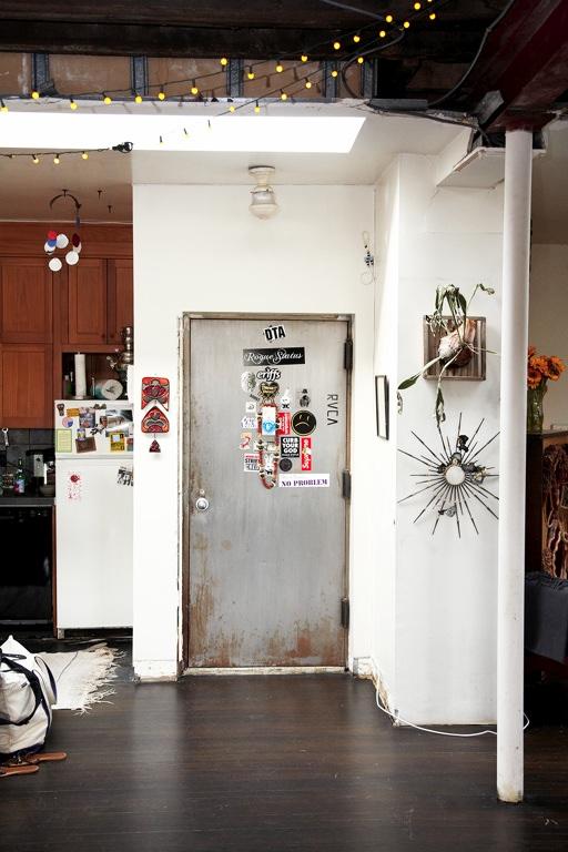 appartement d'Erin Wasson