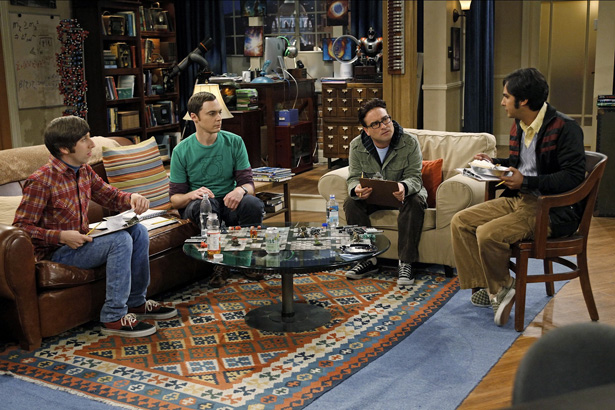 2011, THE BIG BANG THEORY : SEASON 5