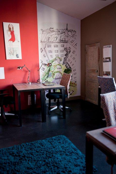 bureaux de My little paris 1