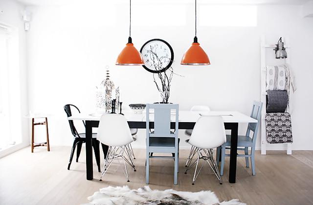 Pour la salle manger ou la cuisine les chaises for Ou acheter des chaises eames