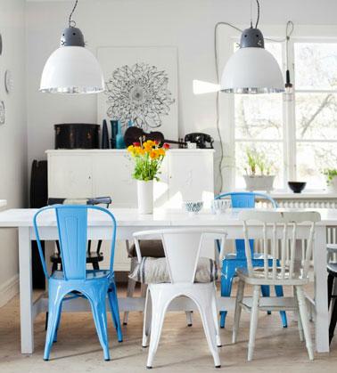 Pour la salle manger ou la cuisine les chaises for Quelle chaise salle a manger