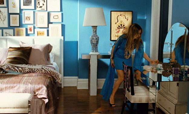 chambre Appartement Carrie Bradshaw 1