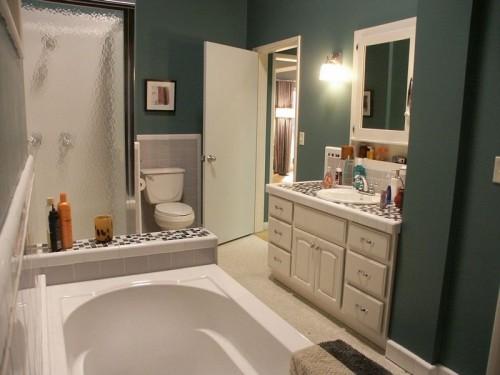 dexter salle de bain