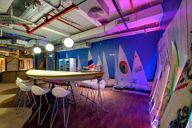 Google Tel Aviv Office 3
