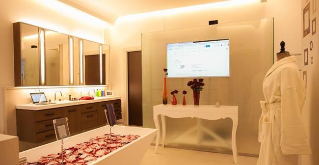 la maison connect e des quipements pour plus de confort et s curit en appart. Black Bedroom Furniture Sets. Home Design Ideas