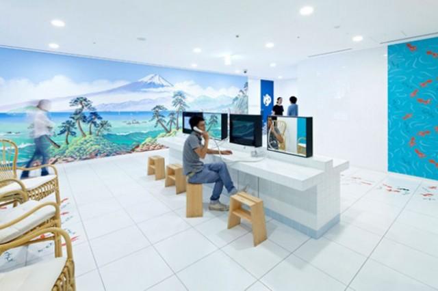 Google tokyo bureau