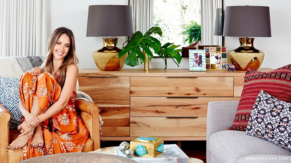 appartement de Jessica Alba