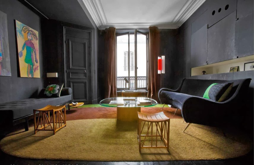 charlotte gainsbourg yvan attal appartement
