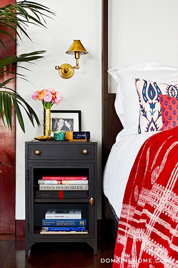 la chambre de Jessica Alba