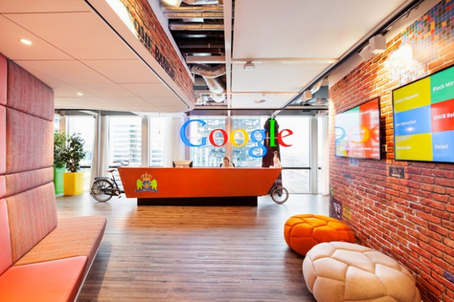 Google office amsterdam