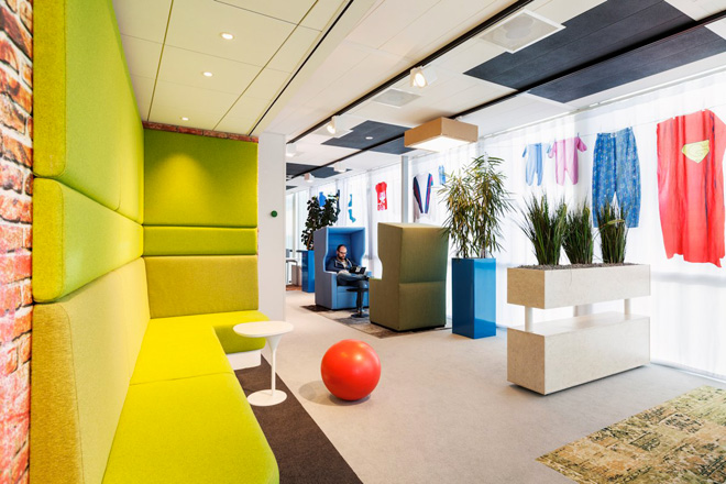 google netherland amsterdam office