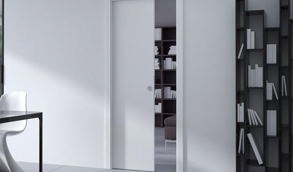 les portes coulissantes pour optimiser son int rieur. Black Bedroom Furniture Sets. Home Design Ideas