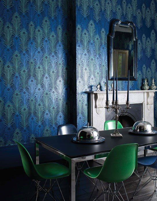 se faire une salle manger baroque. Black Bedroom Furniture Sets. Home Design Ideas