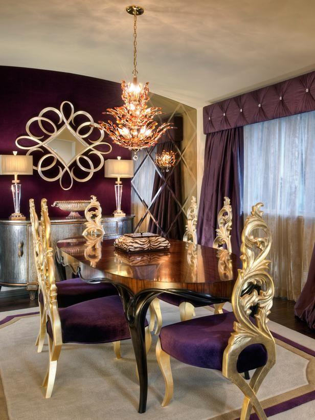 quel modle de table de repas pour une salle manger style baroque - Salle A Manger Baroque Moderne