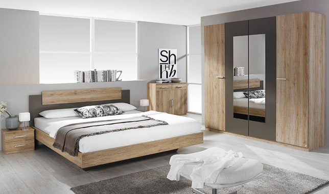 amenager chambre adulte maison design. Black Bedroom Furniture Sets. Home Design Ideas