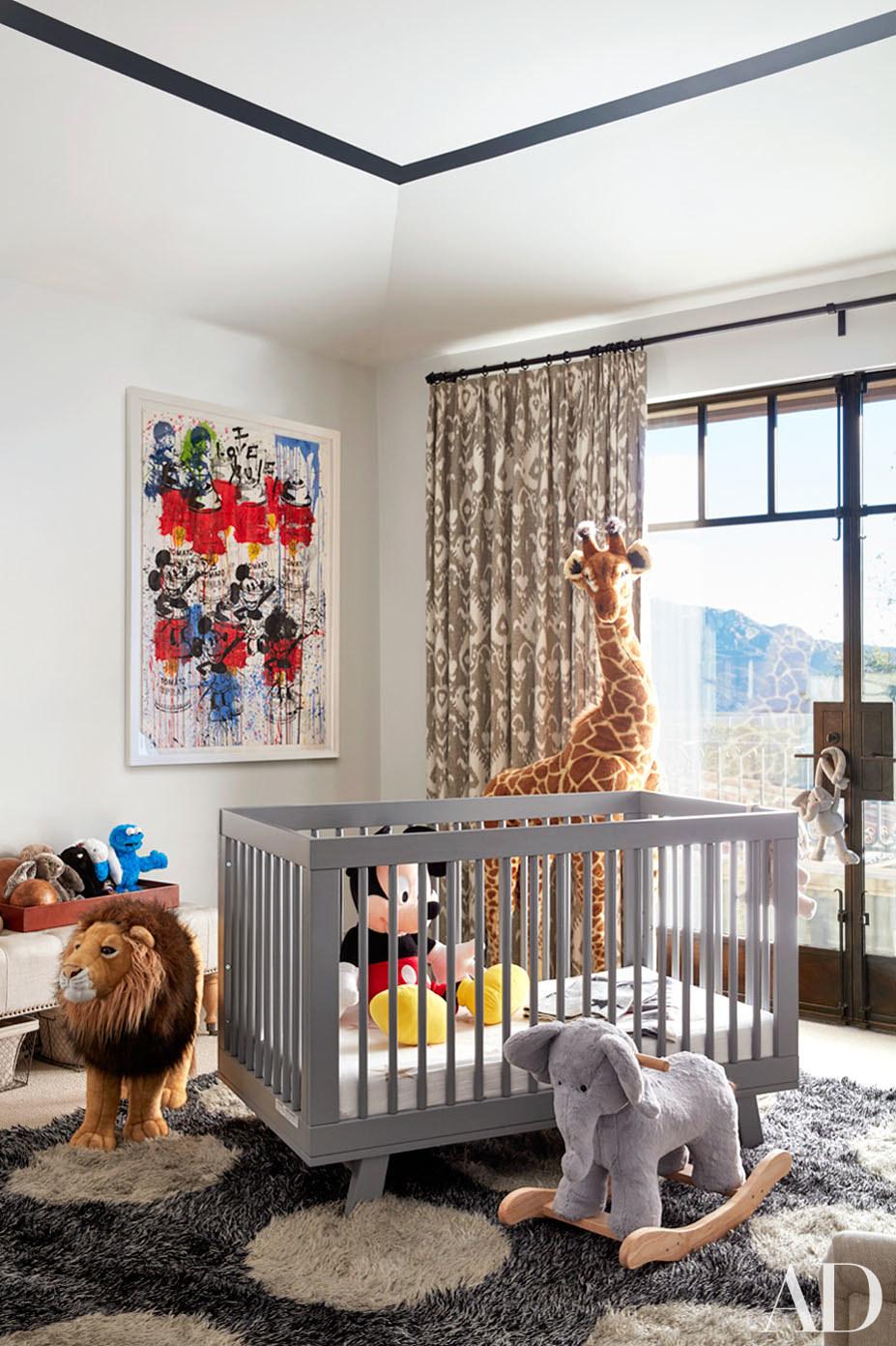 Chambre bébé kourtney kardashian