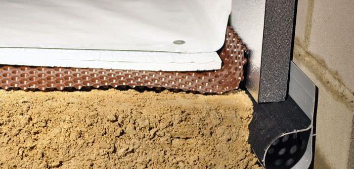 isoler un sous sol conseils pour isoler un sous sol en appart. Black Bedroom Furniture Sets. Home Design Ideas