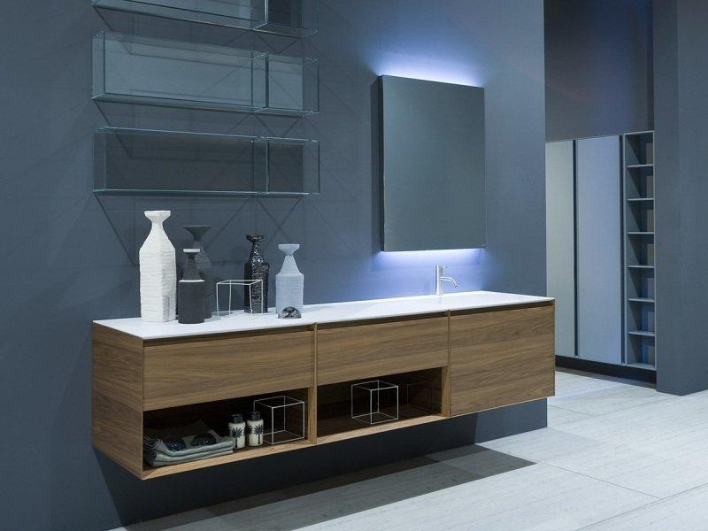 5 raisons de choisir une armoire de toilette pour votre - Toilette design pas cher ...