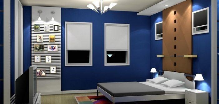 quelle couleur de peinture pour une chambre coucher en appart. Black Bedroom Furniture Sets. Home Design Ideas