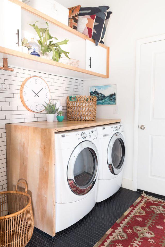 Aménagement De La Maison : Intégration Du0027un Lave Linge Adapté