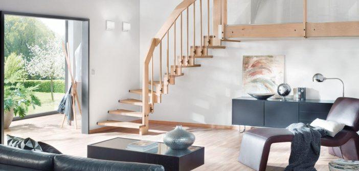 Changer d'escalier pour raviver l'intérieur de la maison